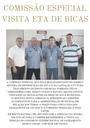 Comissão Especial visita ETA de Bicas