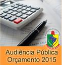 Audiência Pública Discute Orçamento Municipal para 2015