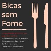 """Câmara forma parceria com o """"Bicas sem Fome"""""""