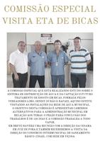 Comissão Especial em visita à ETA