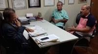 Manutenção da Delegacia de Polícia Civil no Município de Bicas.