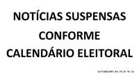 Notícias Suspensas