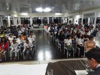 Sessão Solene de Outorga da Placa Vereador José Cúgola e Professor Emérito de Bicas