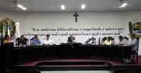 Prefeito Municipal entrega as chaves da nova sede da Câmara