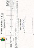 Resultado Preliminar do Processo Seletivo Simplificado para o cargo de Auxiliar de Serviços Gerais.