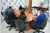 Visita à Câmara Municipal de Matias Barbosa - MG